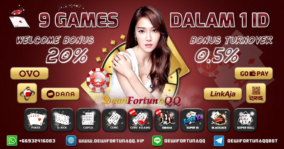 IDN Poker Online Indonesia Situs Agen Judi Online Terpercaya